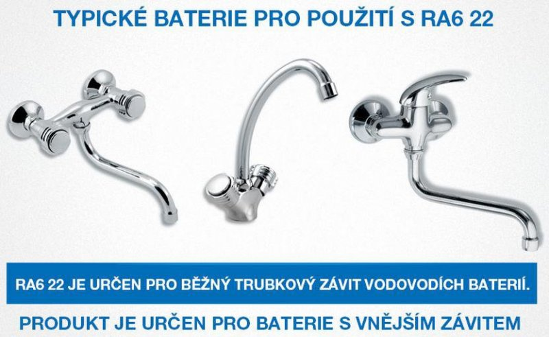 Watersavers RA6 22V