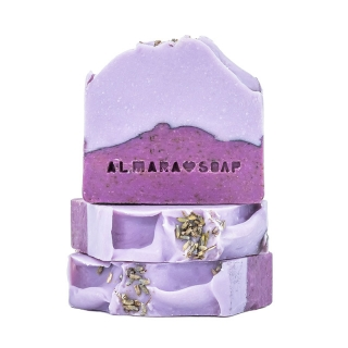 Almara soap - Lavender Fields
