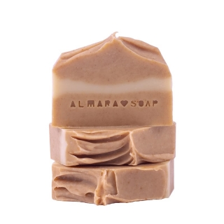 Almara soap - Curcuma & Honey