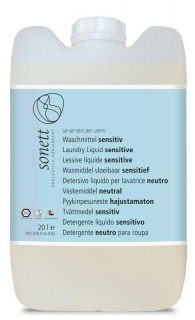 SONETT Prací gel - Sensitive 20l